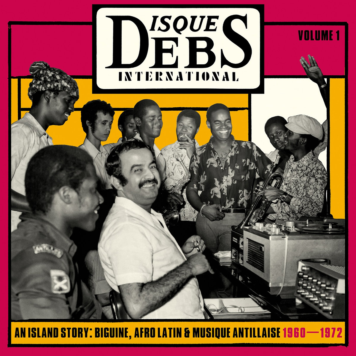 Disque Debs International vol. 1