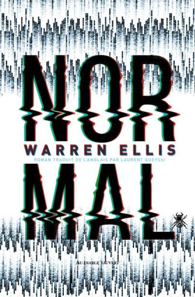 Couverture du roman Normal de Warren Ellis