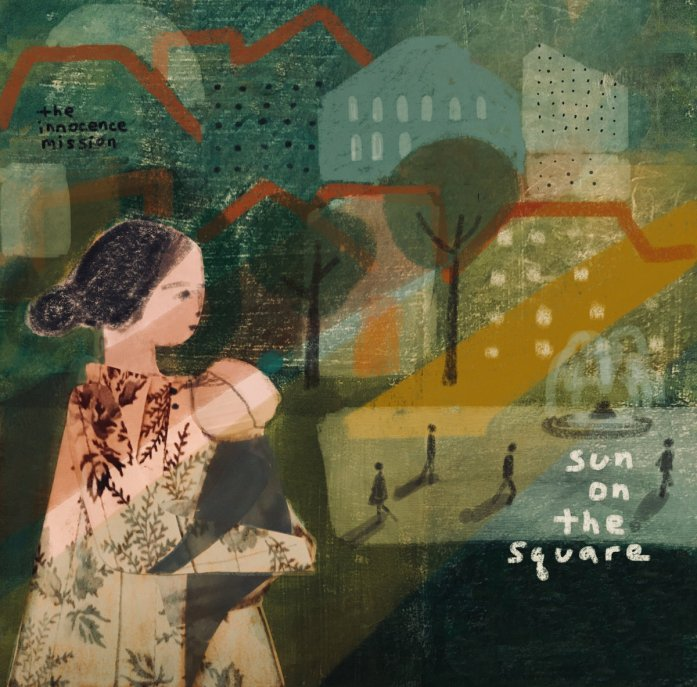 Pochette de Sun on the square de The Innocence Mission