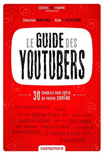 jacquette Le guide des youtubers