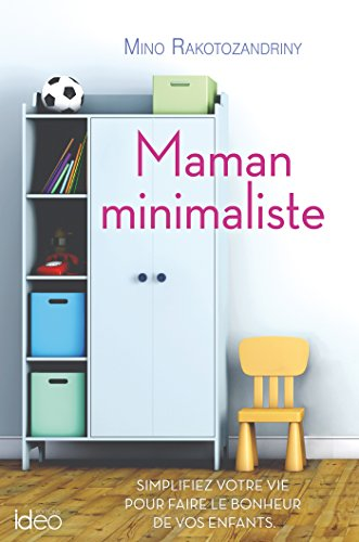 jacquette Maman minimaliste ou l'art de la simplicité