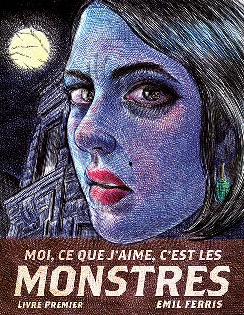 jacquette Moi ce que j'aime c'est les monstres