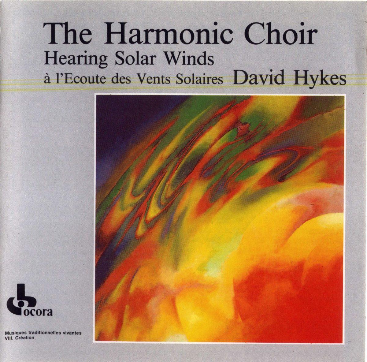 jacquette Hearing solar winds (A l'écoute des vents...