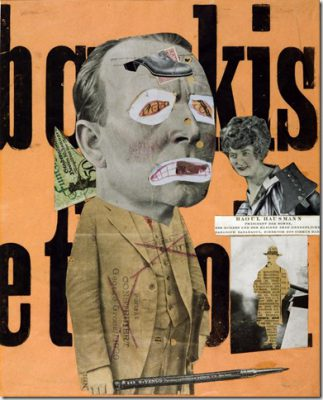 Raoul Hausmann - The Art Critics
