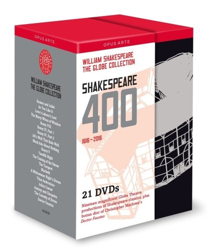 jacquette Shakespeare 400 (1616-2016) : The Globe...