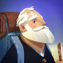 jacquette Old man's journey