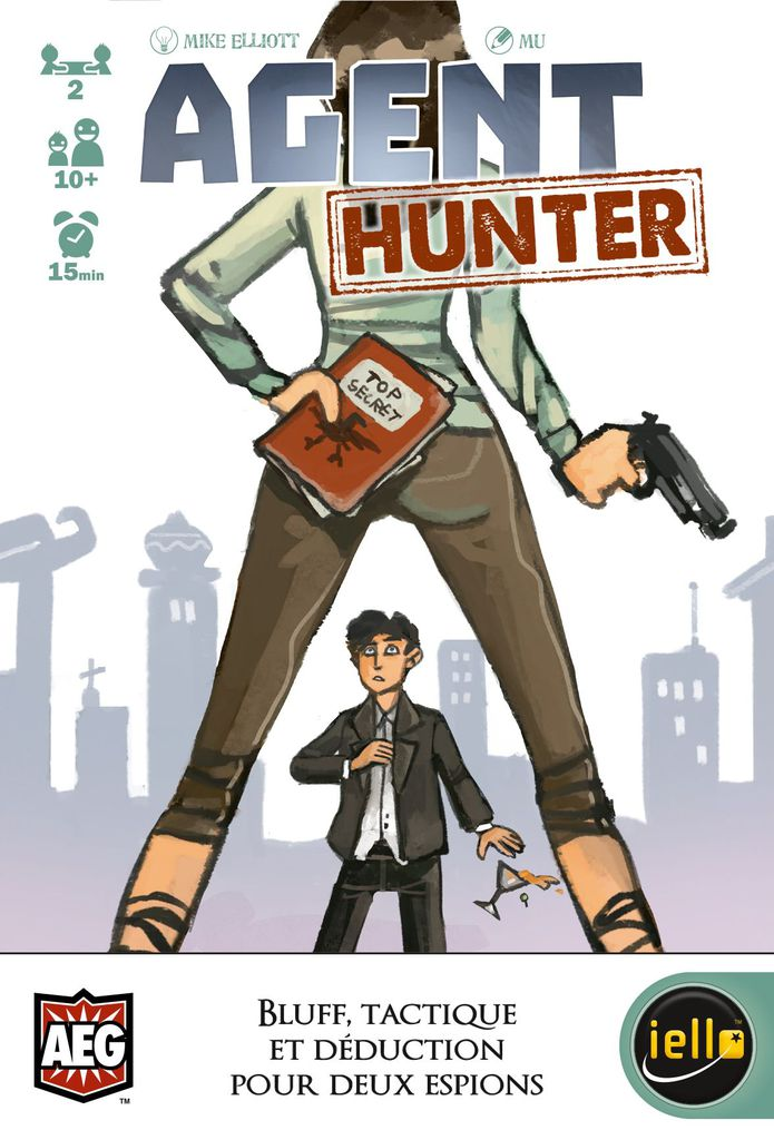 jacquette Agent hunter