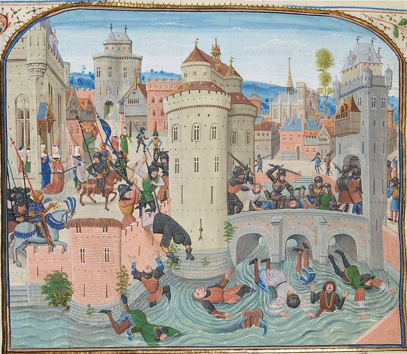 jacquette Gilets jaunes : de l'histoire ancienne...