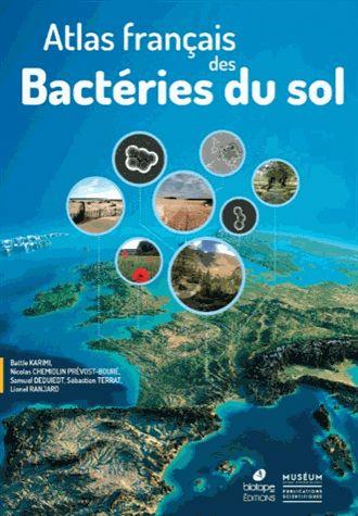 jacquette Atlas français des bactéries du sol