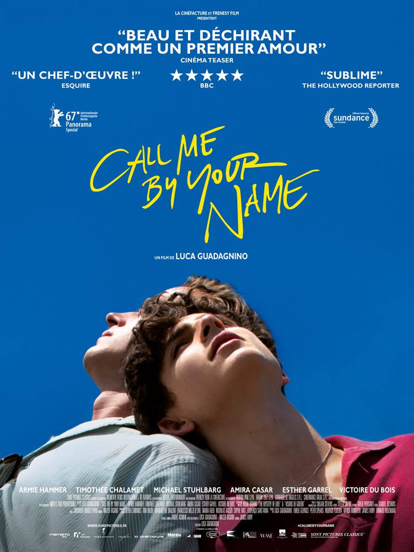 jacquette Call me by your name
