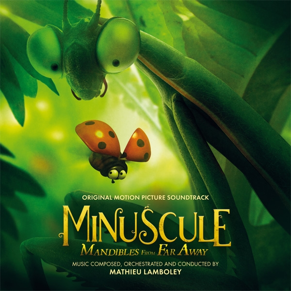 jacquette Minuscule : mandibles from far away (bande...