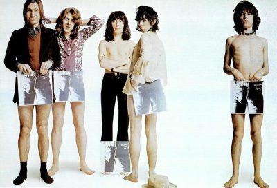 Photographie promotionnelle du groupe pour la sortie de l'album