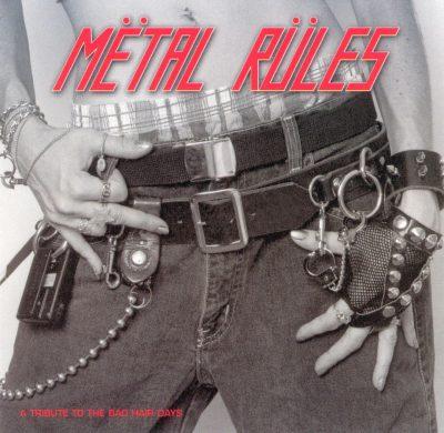 pochette de l'album mëtal rüles