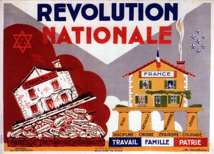 jacquette A la recherche du fascisme français…