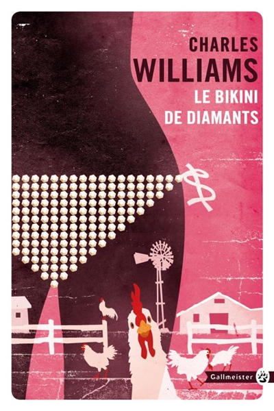 couverture du roman Le bikini de Diamants de Charles Williams