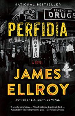couverture de livre Perfidia