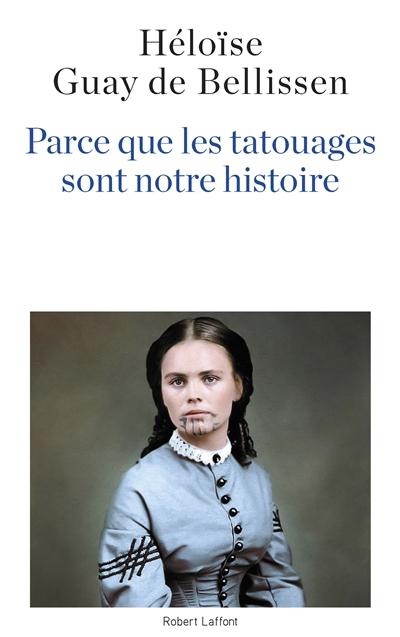jacquette Parce que les tatouages sont notre histoire