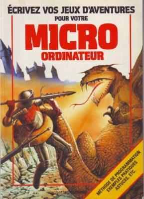 couverture de Créer des jeux aventure sur son ordinateur