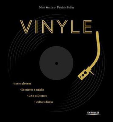couverture du livre Vinyle