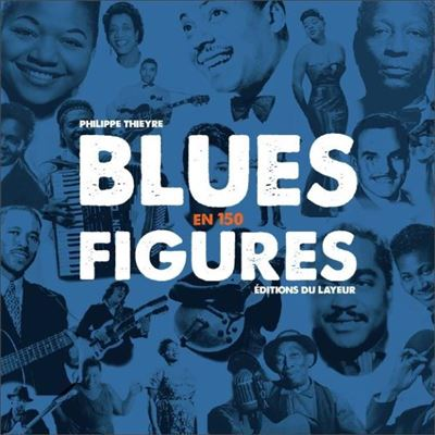 couverture du livre Blues en 150 figures