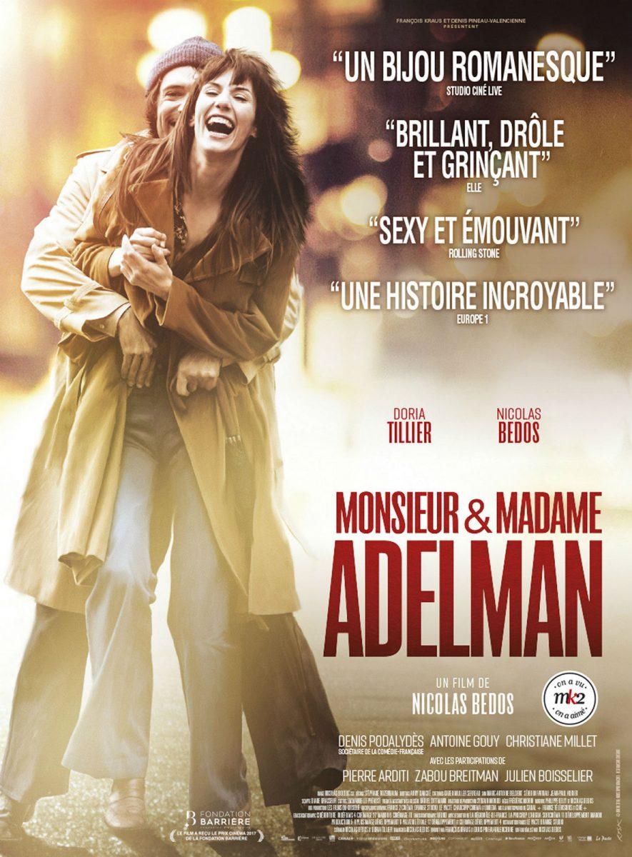 jacquette Monsieur & Madame Adelman