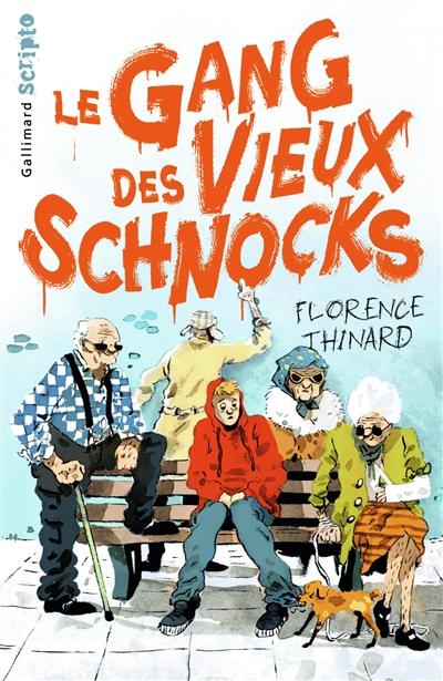 jacquette Le gang des vieux schnocks