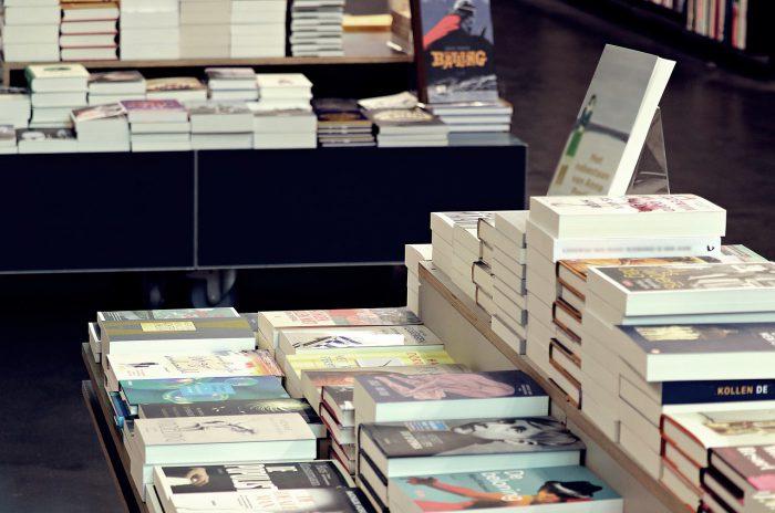 Table de librairie