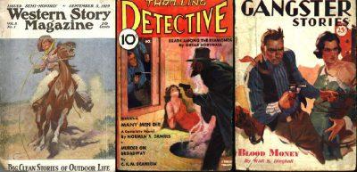 couverture des magazines que lisait raymond carver petit