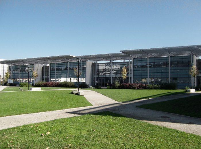 Campus de Carnot à Saint-Étienne