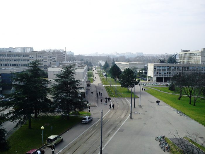 Tramway Campus Doua