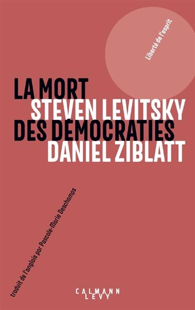 jacquette La mort des démocraties
