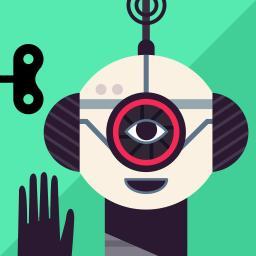 jacquette L'usine des robots