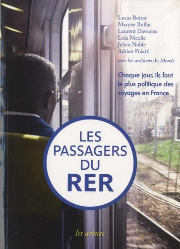 jacquette Les passagers du RER