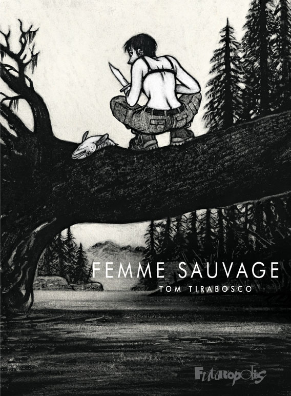 jacquette Femme sauvage