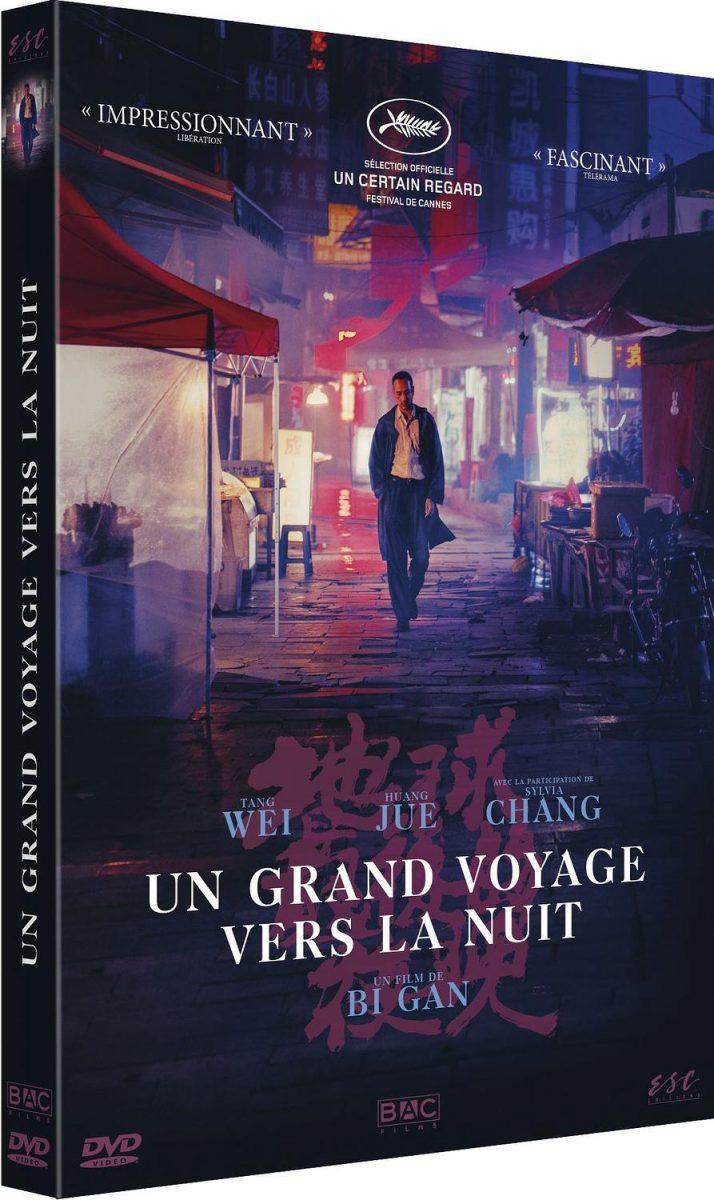 jacquette Un Grand Voyage Vers La Nuit