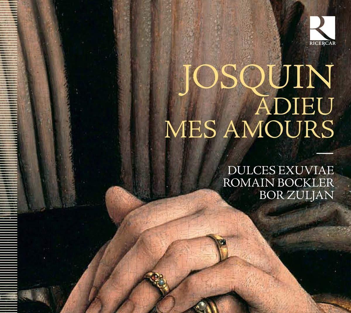 jacquette Adieu mes amours
