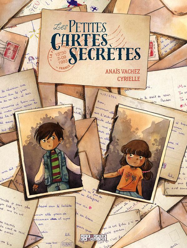 jacquette Les petites cartes secrètes