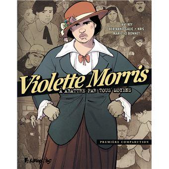 jacquette Violette Morris : à abattre par tous les...
