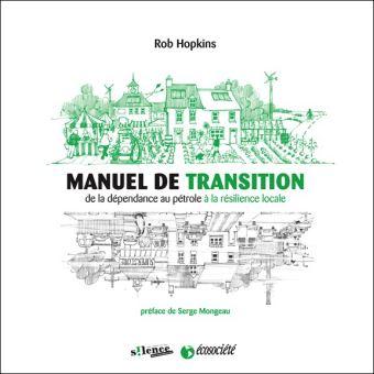 Couverture du livre Manuel de transition