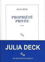 jacquette Propriété privée