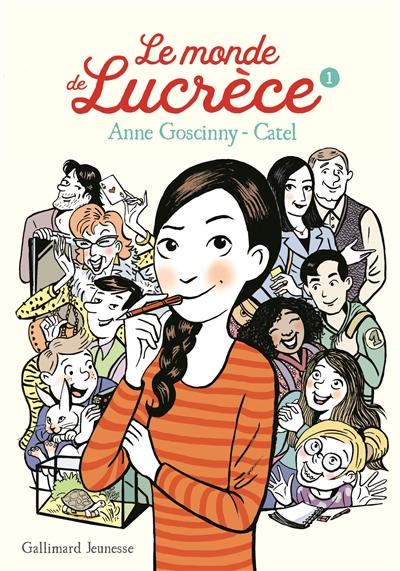 jacquette Le monde de Lucrèce