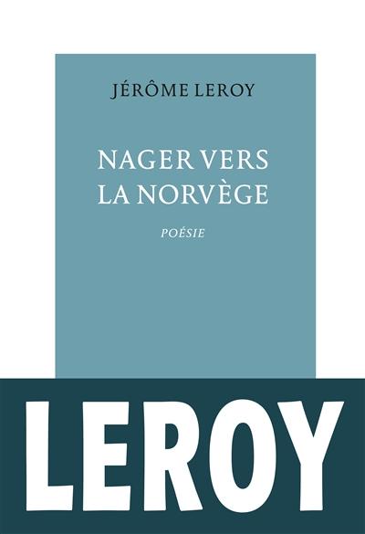 couverture du recueil de Jérôme Leroy