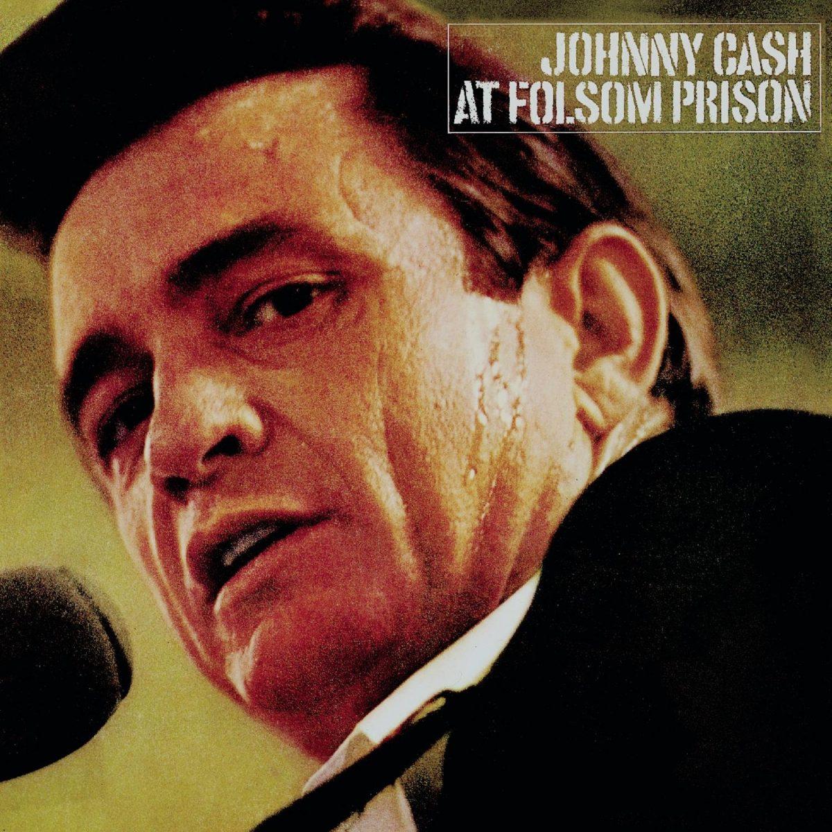 jacquette Johnny Cash à Folsom : le folk du bagne