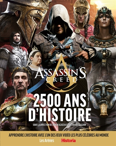 jacquette Assassin's creed