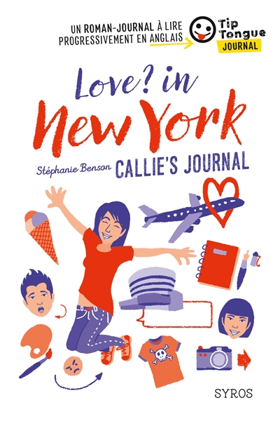 jacquette Love ? In New York. Callie's journal.