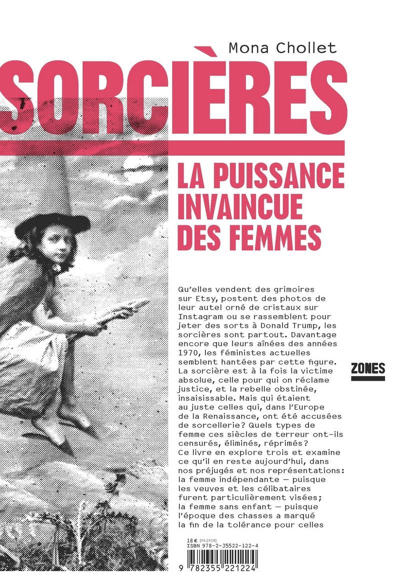 jacquette Sorcières