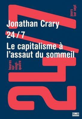 24/7 de Johnathan Crary