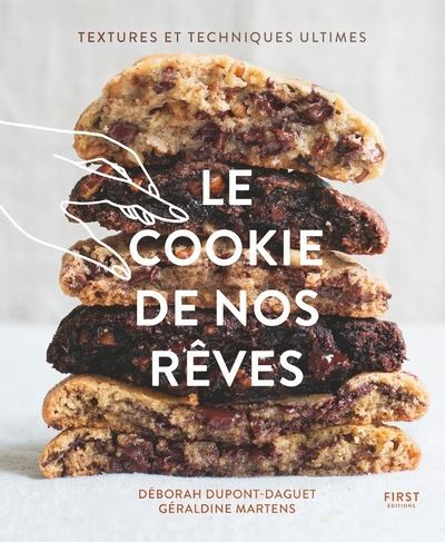 jacquette Le cookie de nos rêves