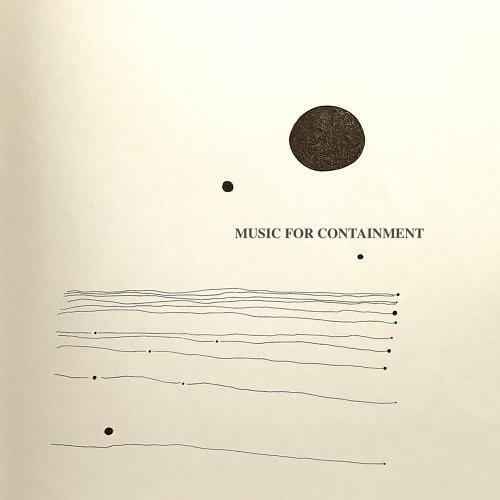pochette de la compilation Music for containment
