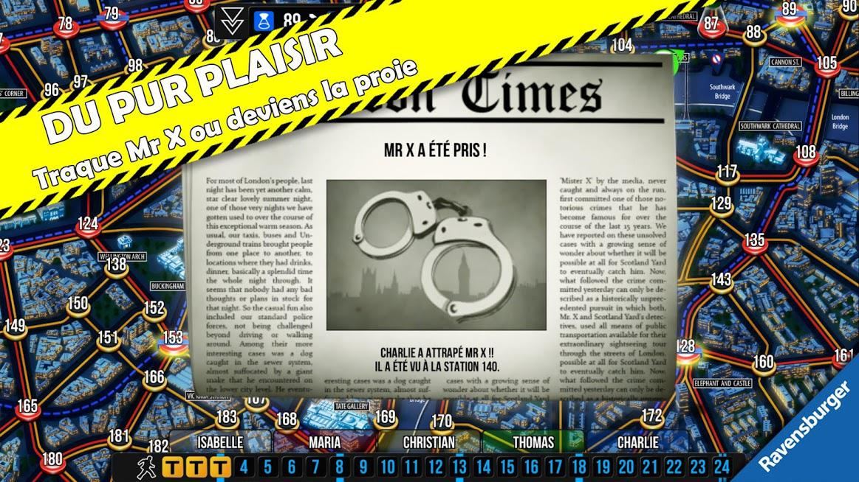 Image du jeu Scotland Yard